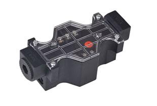 油研型03电磁阀接线盒