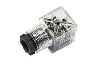 A型续流防护插头(液压电磁阀插头)