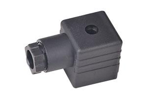 A型PG9继电器黑插头